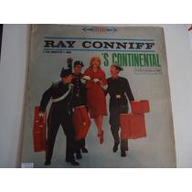 Disco De Vinil Lp Ray Conniff ´s Continental Lindoooooooo