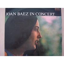 4340 Lp Joan Baez - In Concert - 1974 - Copacabana. Nacional