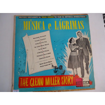 Disco De Vinil Lp Músicas E Lágrima The Glenn Miller Story