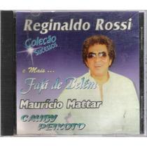 Cd Coleção Sucessos Reginaldo Rossi E Mais Fafá De Belém