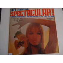 Disco De Vinil Lp Hit Parade Spetacular!... Lindoooooooo
