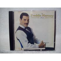 Cd Freddie Mercury- The Freddie Mercury Album