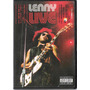 Dvd Lenny Live Lenny Kravitz In A Mark Seliger Film