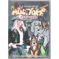 Dvd Multiokê Premiado Cheyenne Country Infantil