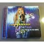 Hannah Montana / Miley Cyrus - Show O Melhor Dos Dois Mundos