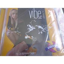 Cd Vibe Vol 10 Energia Fm Dj Adriano Pagani Lacrado