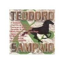 Cd Teodoro & Sampaio Sucesso De Ouro Lacrado