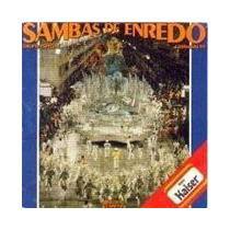 Cd-sambas De Enredo Do Rj-grupo Especial-carnaval 1992