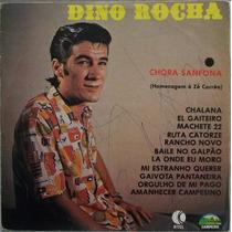 Lp Dino Rocha (chora Sanfona) Homenagem A Zé Correa