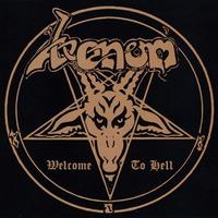 Cd Venom Welcome To Hell =import= Novo Lacrado
