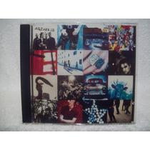 Cd U2- Achtung Baby- Importado