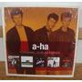 Box A-ha Original Album Series Synthpop New Wave Novo 2011