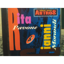 Cd - Rita Pavone E Gianni Morandi - Serie Dois Astros