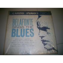 Disco De Vinil Belafonte Sings The Blues