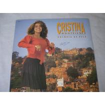 Lp - Vinil - Cristina Monteiro - Volúpia De Pele Ano 1993