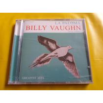 Cd Billy Vaughn / La Paloma / Frete Grátis / Novo