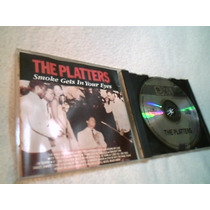 Cd Original ( The Platters - Smoke Gets In Your Eyes )