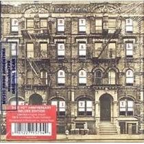 Cd Led Zeppelin 3cd 40th - Phiysical Graffiti