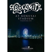 Dvd Original Aerosmith - At Kokusai Stadium
