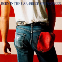 Bruce Springsteen - Born In The U S A ( Cd )