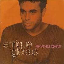 Cd Single Enrique Iglesias- Rhythm Divine- Importado Raro