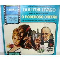 Vinil / Lp Dr. Jivago E O Poderoso Chefão - Trilha Sonora