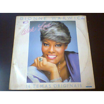 Lp Dionne Warwick - With Love