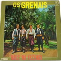 Vinil / Lp Os Grenais - Baile Na Fazenda