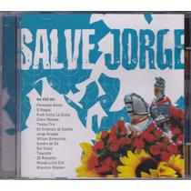 Cd Salve Jorge - Jorge Aragão, Gal Costa, Toquinho, O Rappa