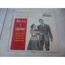 Compacto Música E Lágrimas - The Glenn Miller Story.