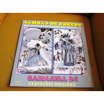 Lp Sambas Enredo Carnaval 84 Grupo 1a Beija Flor Imperio Rio