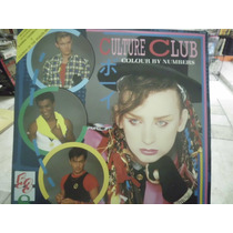 Lp Culture Club Colour By Numbers