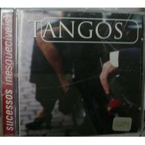 Cd Tangos Sucessos Inesqueciveis / Frete Gratis