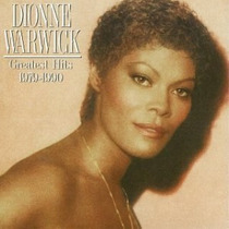 Cd - Dionne Warwick - Greatest Hits - 1979 - 1990