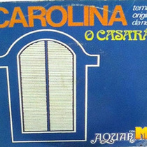Aquarius Band 1976 Carolina Compacto Tema Novela O Casarão