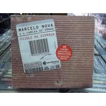 Marcelo Nova Camisa Venus Tijolo Na Vidraça Box 3 Cd´s Origi