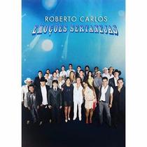 Roberto Carlos Emoções Sertanejas Dvd Lacrado Original
