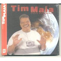 Tim Maia - Cd + Livreto (capa Dura) Coleção Abril - 1997