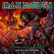 Cd Iron Maiden - From Fear To Eternity - Duplo (975822)