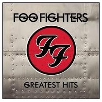 Cd Foo Fighters Greatest Hits Novo, Não Lacrado!