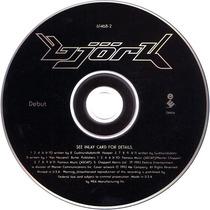 Bjork Debut Cd Usado Contem Apenas O Cd (midia) - Original