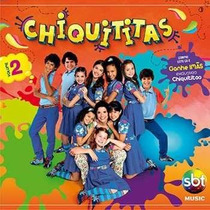 Cd Chiquititas -volume 2-gratis Imâs De Geladeira Exclusivos