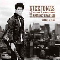 Cd + Dvd Nick Jonas & The Administration - Who I Am
