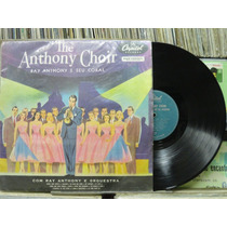 Ray Anthony Sua Orquestra Coral The Anthony Choir Lp Capitol