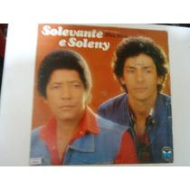 Disco De Vinil Lp Solevante E Soleny
