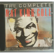 Cd Nat King Cole The Complete.