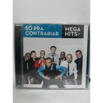 Cd Só Pra Contrariar Mega Hits