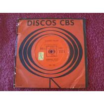 Compacto Claudia Telles 1976 Fim De Tarde, Caminhos Iguais