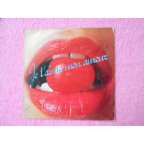 Lp Je Táime Mon Amour - Música Francesa-coletânea
