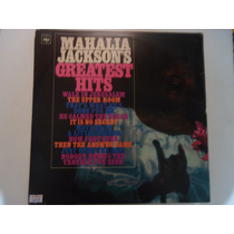 Disco De Vinil Lp Mahalia Jacksons Greatest Hits